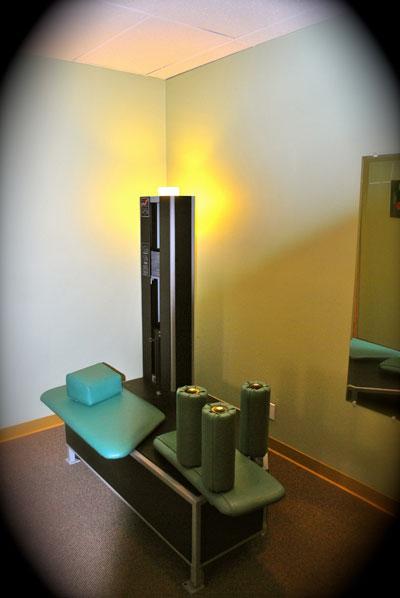 MedX Equipment Green - Best Los Angeles Chiropractor