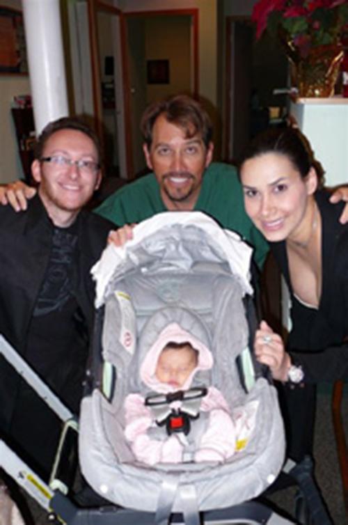 Pregnancy - Newborn - Dr. Karr Best Los Angeles Chiropractor