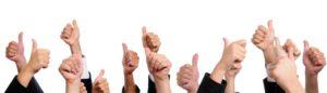 Thumbs Up - Testimonials - Best Los Angeles Chiropractor
